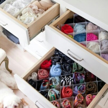 10 Genius Ways To Double Your Closet Space & Get Ready Faster
