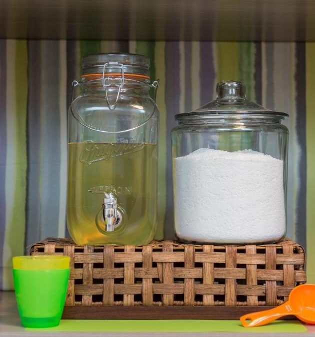 12 Clever Laundry Room Tips