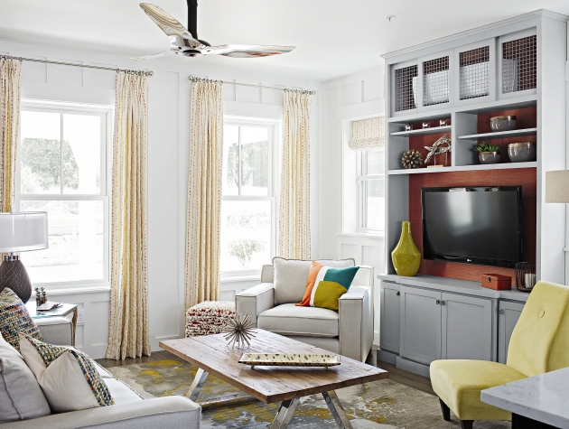 Smart Ideas For Built-in Home Efficiency
